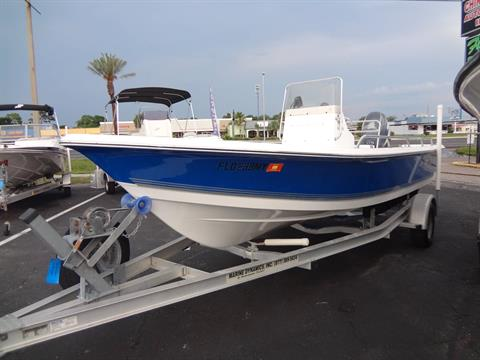 2005 Sea Pro SV1900CC Bay Boat in Holiday, Florida - Photo 4