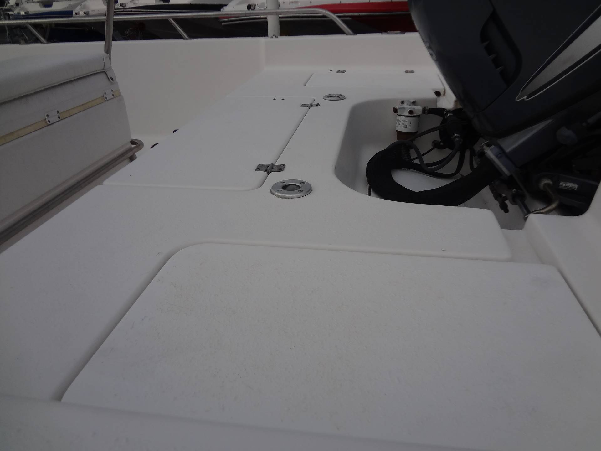 2005 Sea Pro SV1900CC Bay Boat in Holiday, Florida - Photo 15