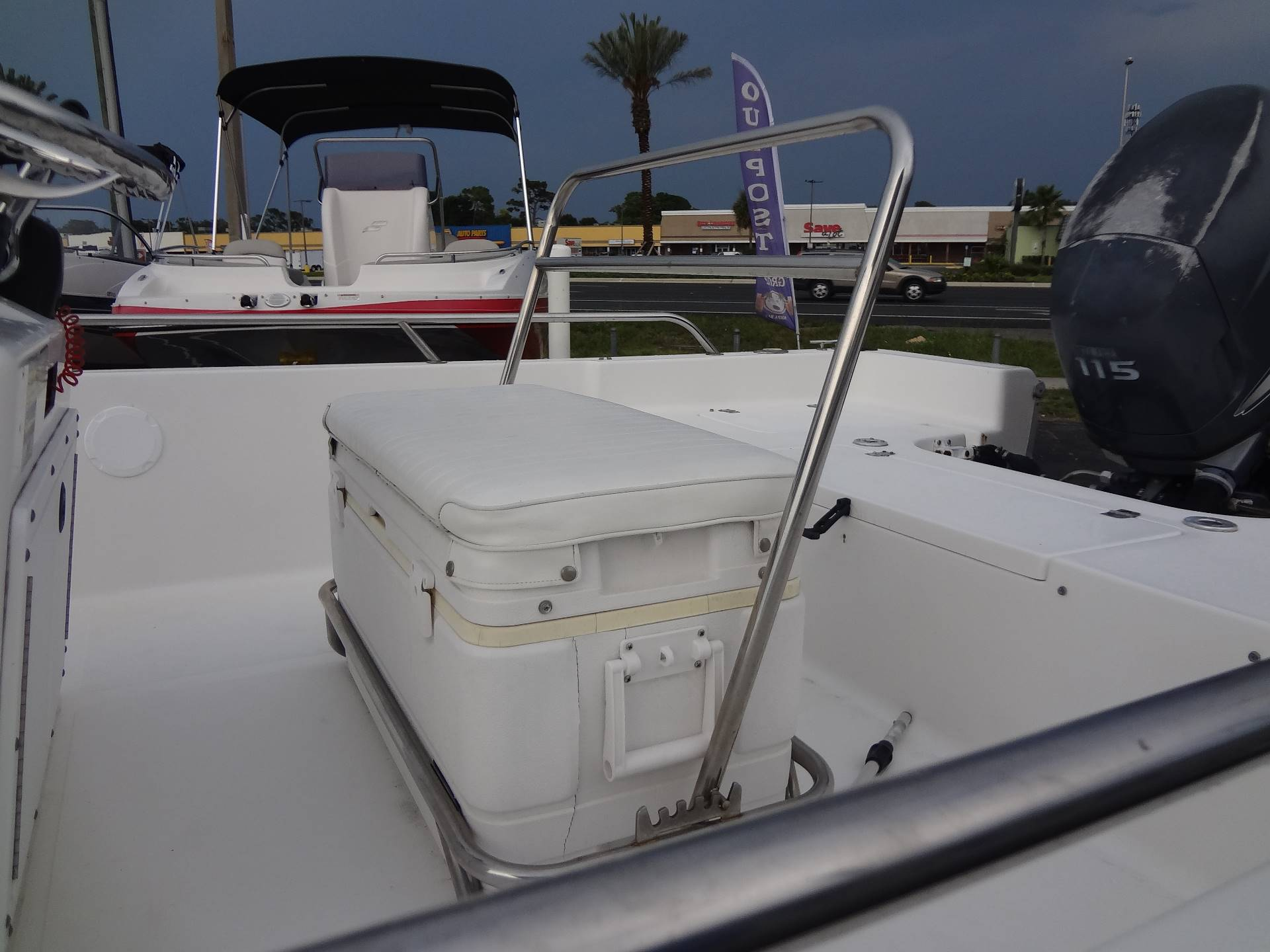 2005 Sea Pro SV1900CC Bay Boat in Holiday, Florida - Photo 19