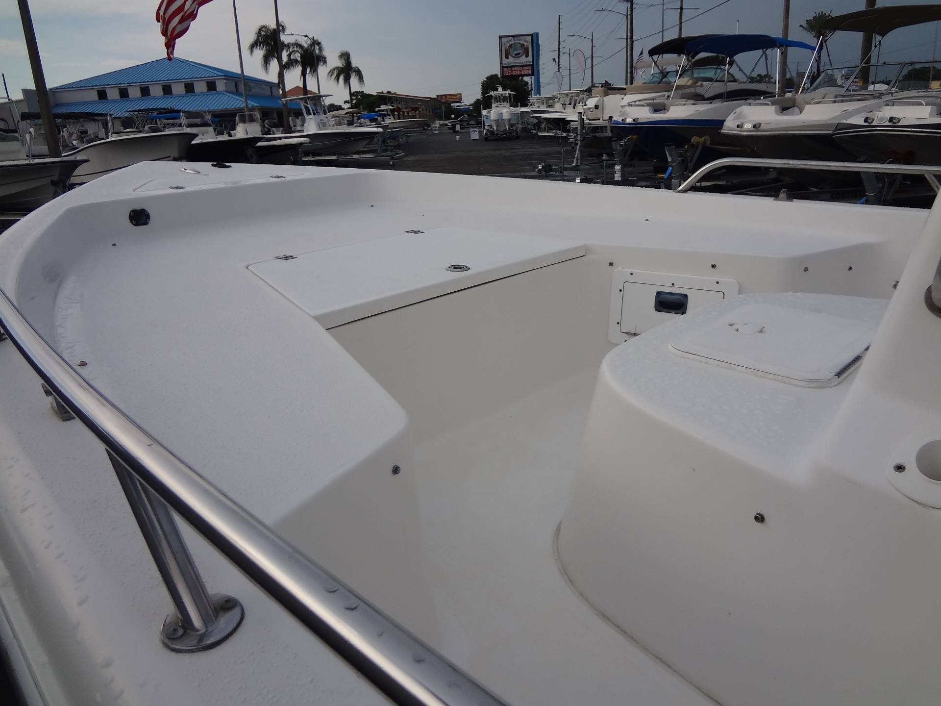 2005 Sea Pro SV1900CC Bay Boat in Holiday, Florida - Photo 22