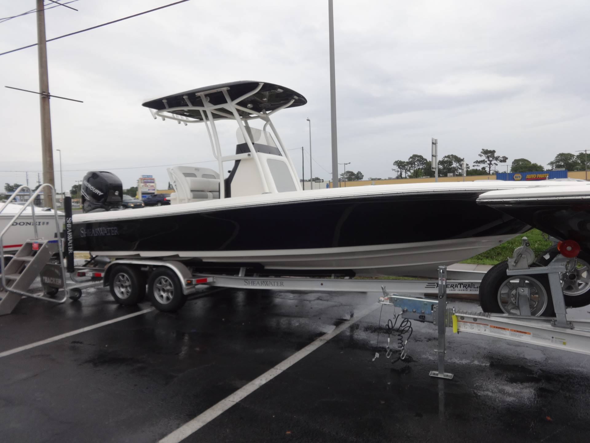 2018 ShearWater 260 Carolina Flare in Holiday, Florida - Photo 1
