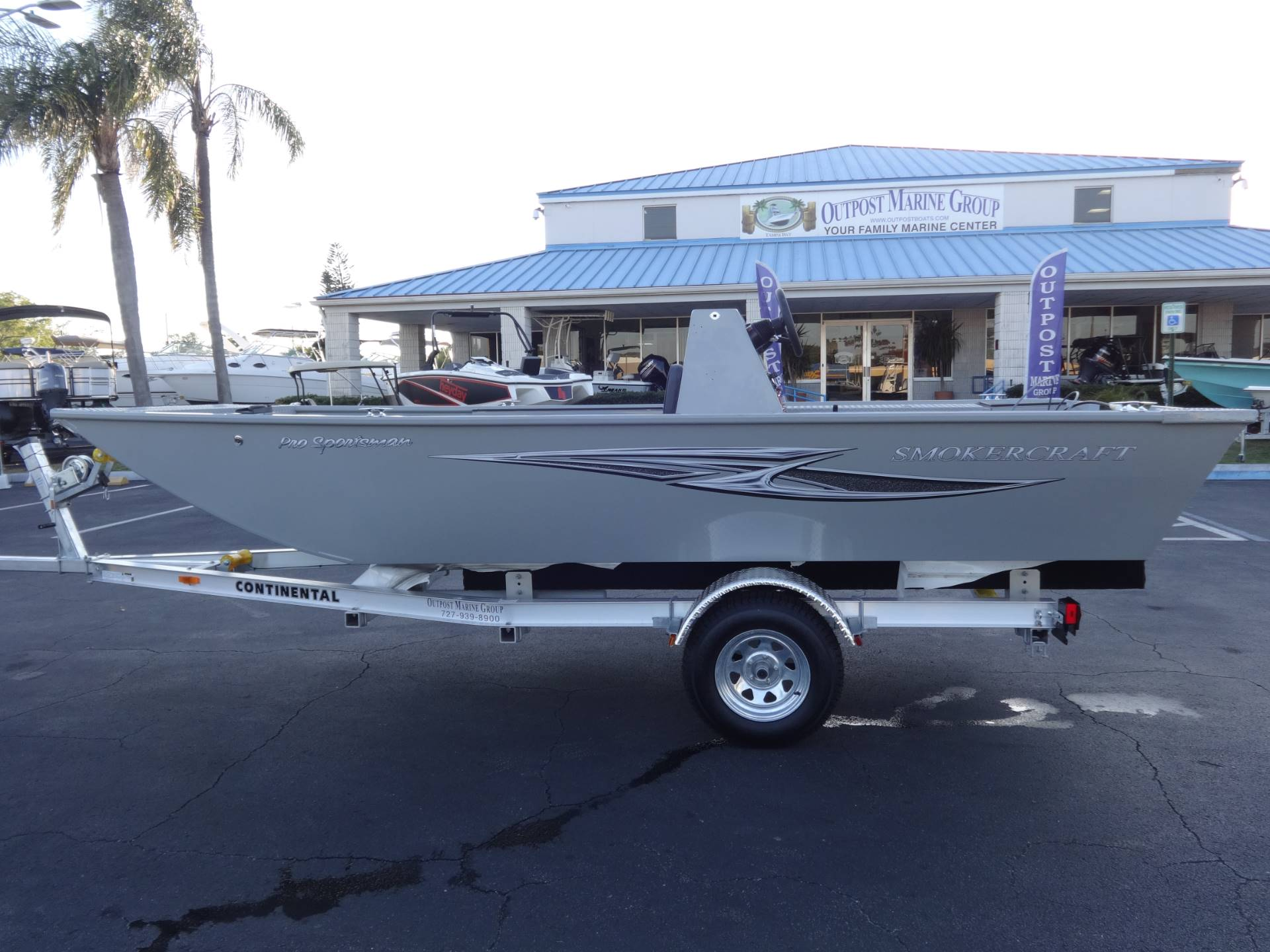 2018 Smoker Craft 1866 Sportsman Pro in Holiday, Florida - Photo 10