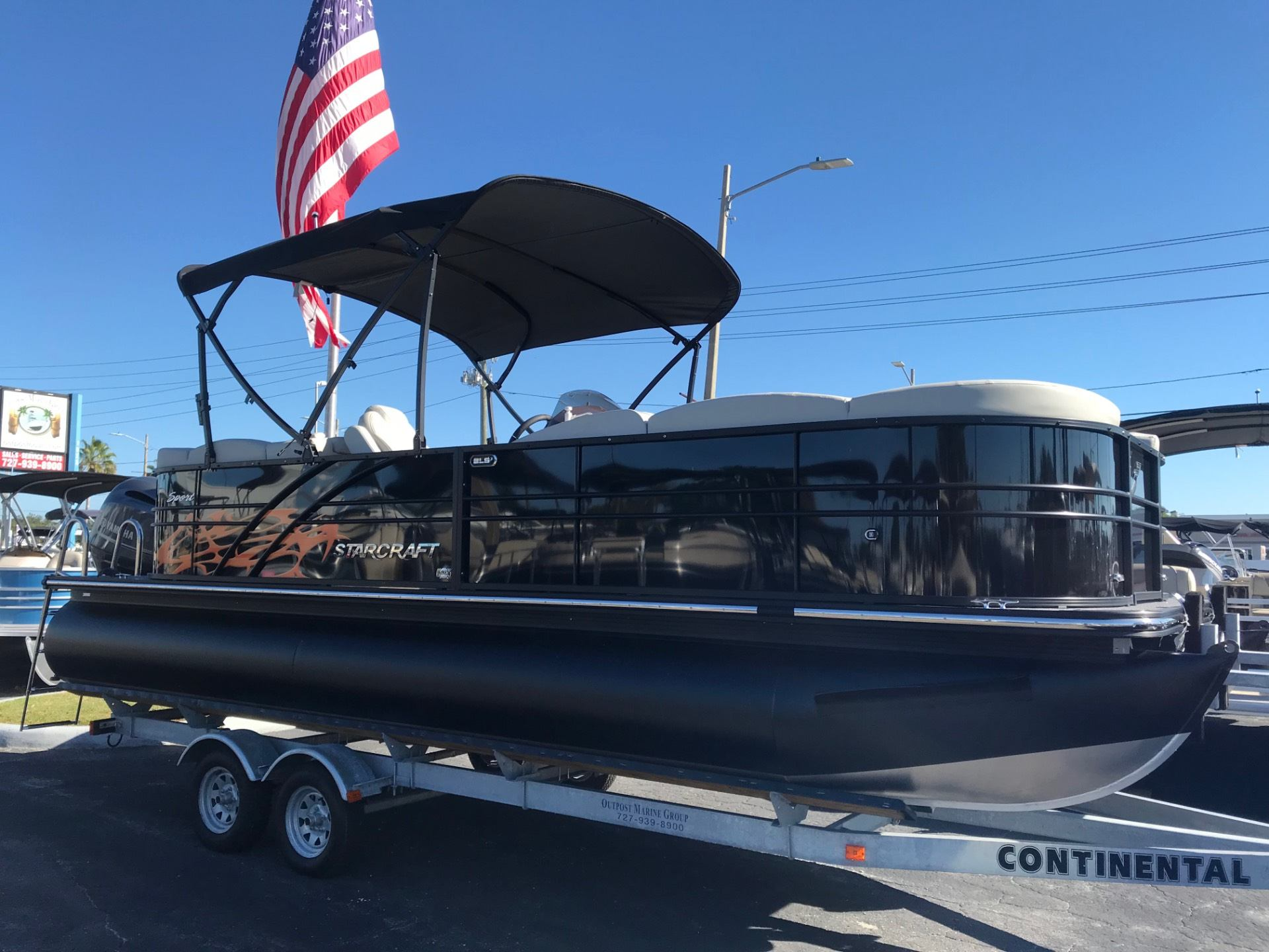 2018 Starcraft SLS-3 in Holiday, Florida