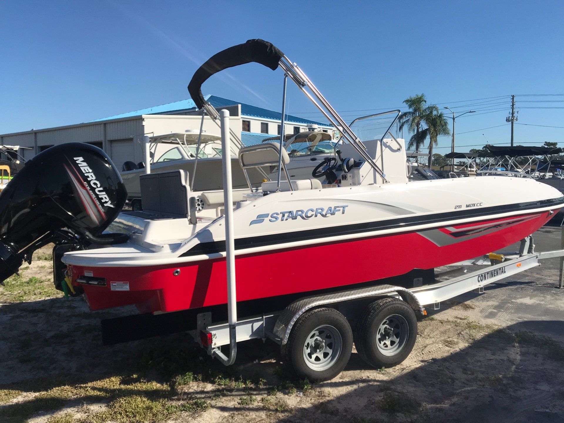2018 Starcraft MDX 211 CC OB in Holiday, Florida - Photo 2