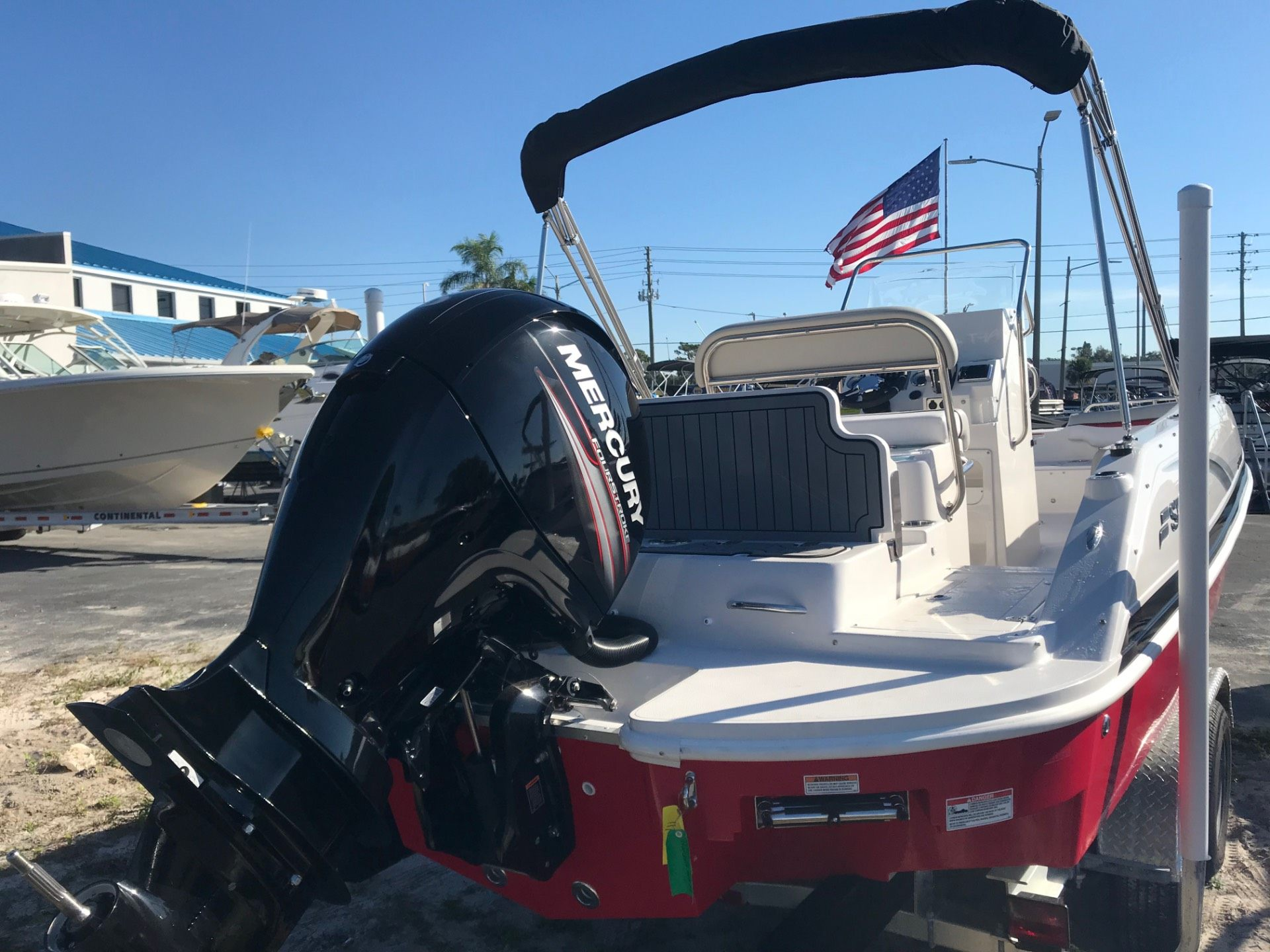 2018 Starcraft MDX 211 CC OB in Holiday, Florida - Photo 3