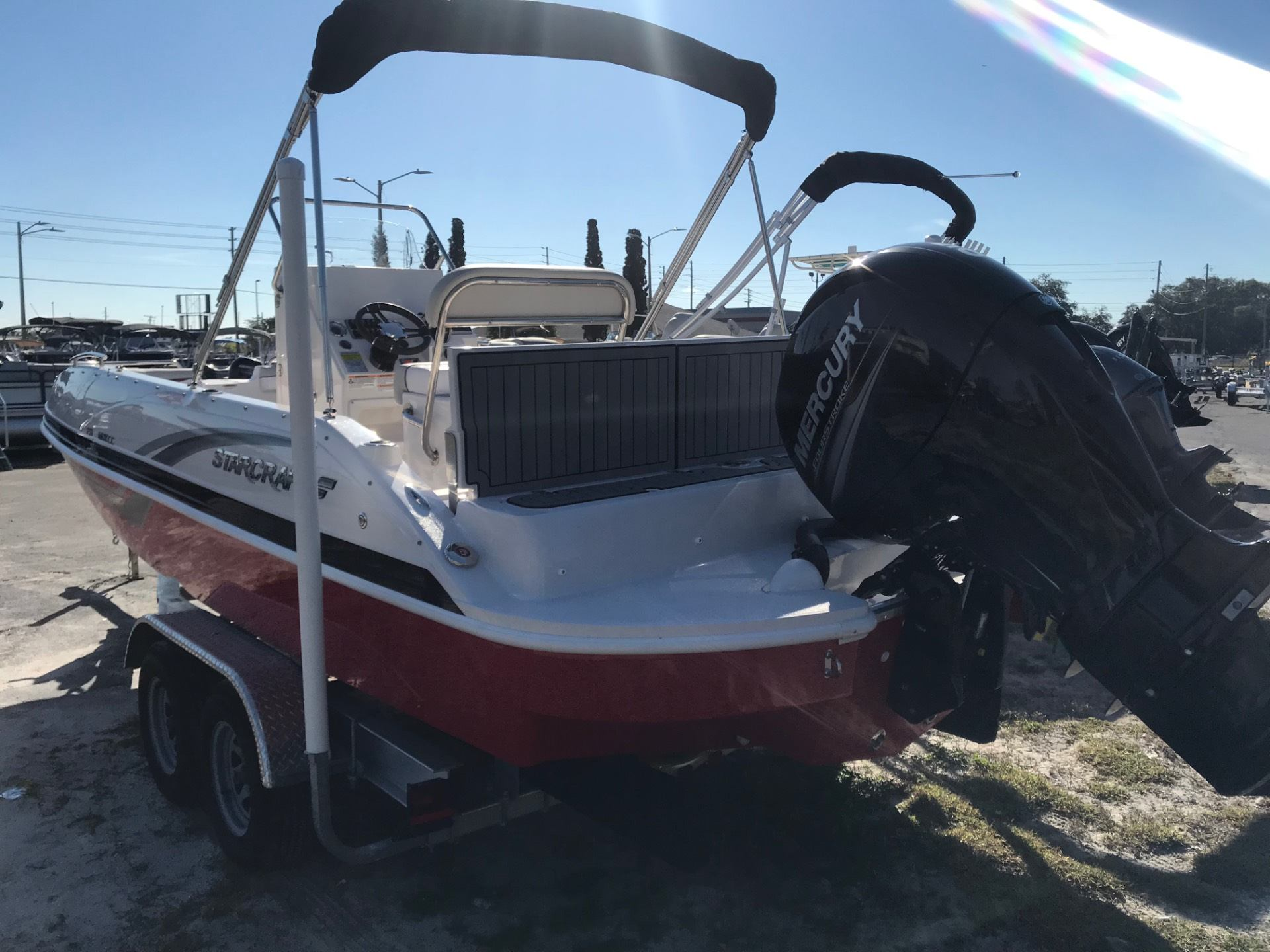 2018 Starcraft MDX 211 CC OB in Holiday, Florida - Photo 4