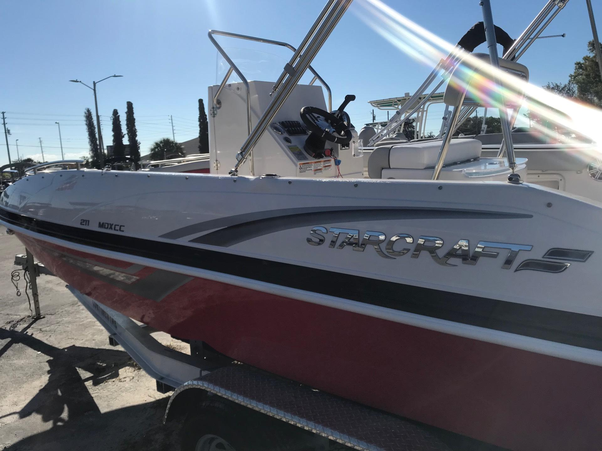 2018 Starcraft MDX 211 CC OB in Holiday, Florida - Photo 5