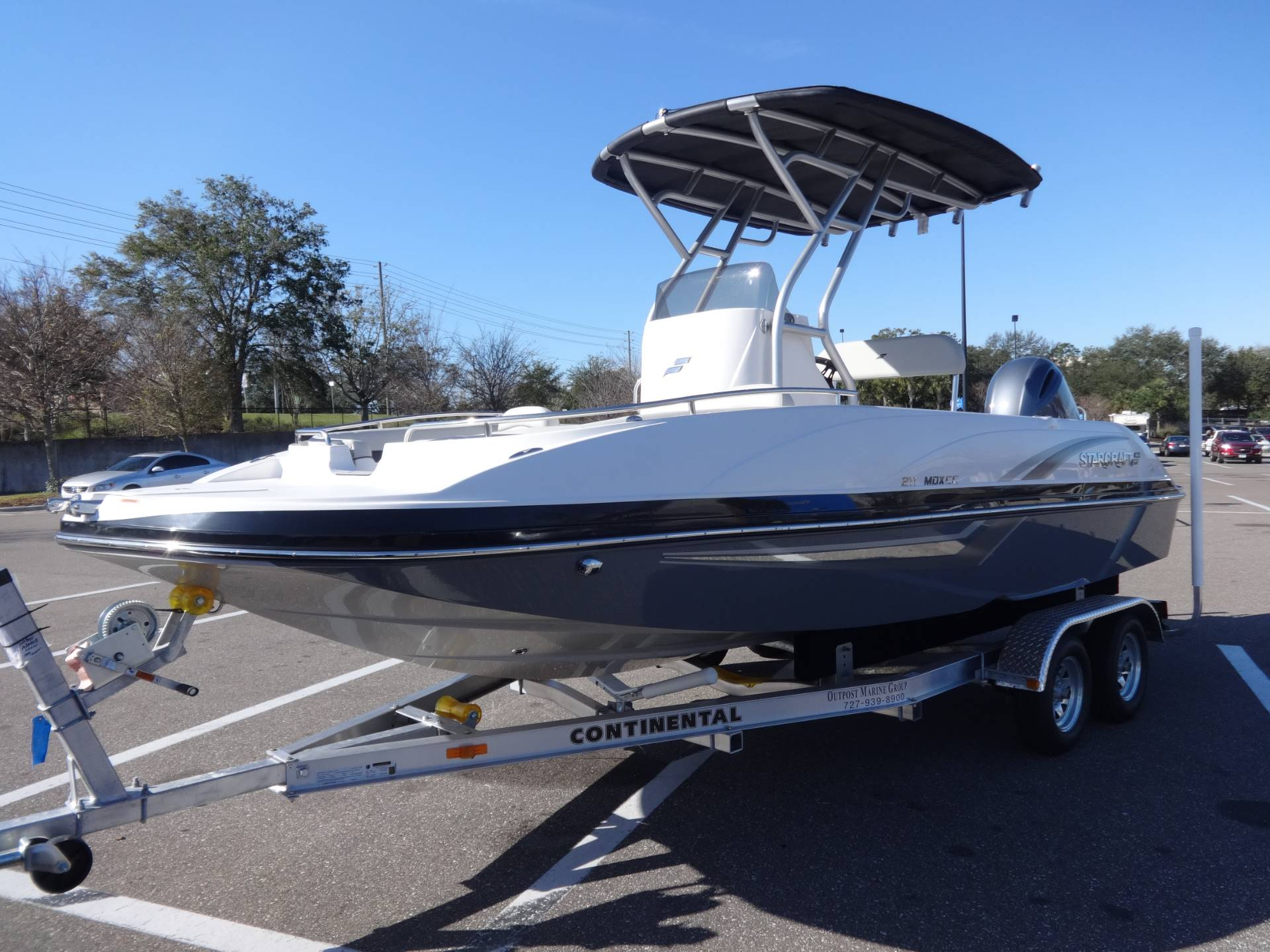 2018 Starcraft MDX 211 CC OB in Holiday, Florida - Photo 6