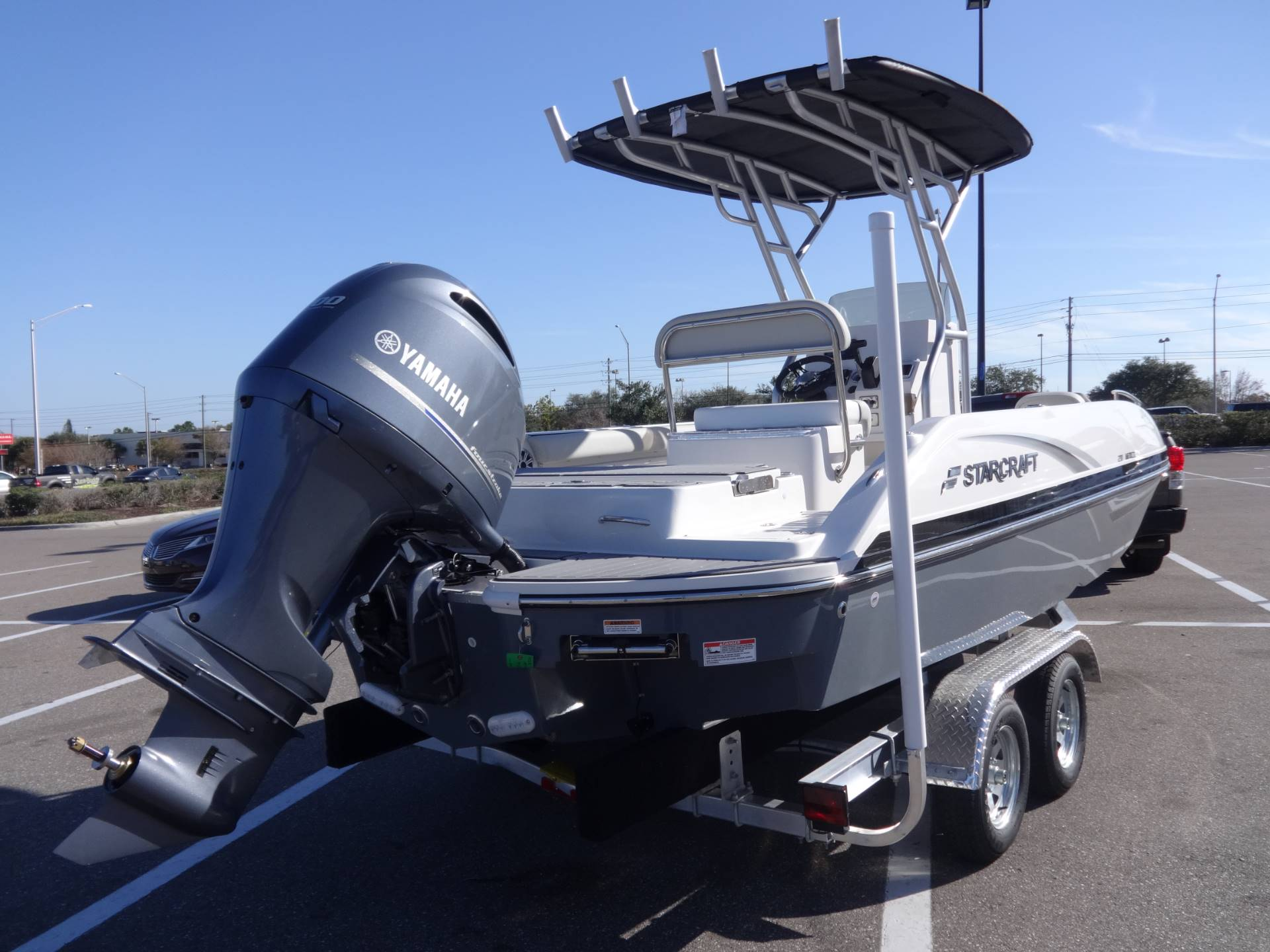 2018 Starcraft MDX 211 CC OB in Holiday, Florida - Photo 13
