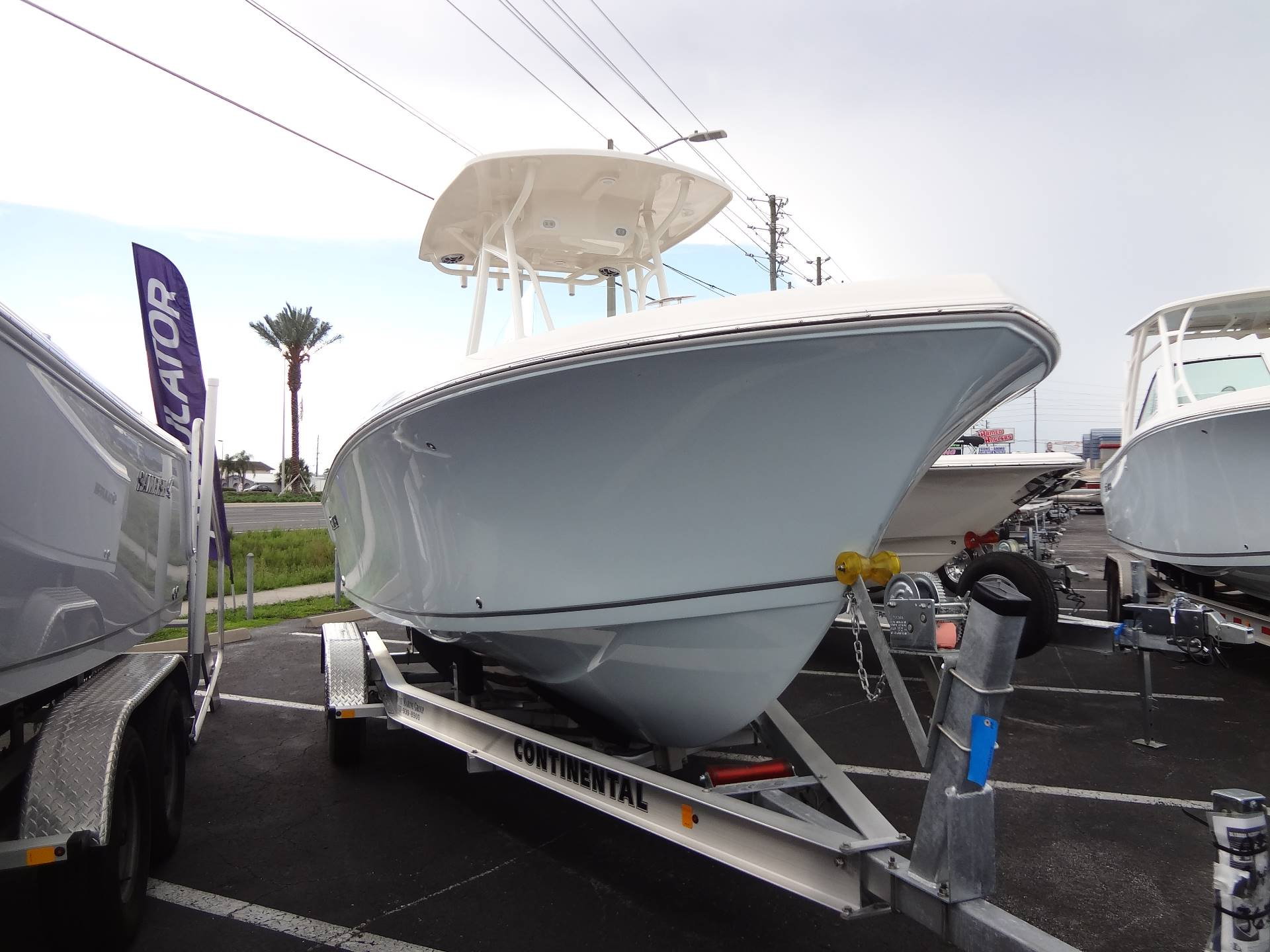 2020 Sailfish 220 CC in Holiday, Florida - Photo 4