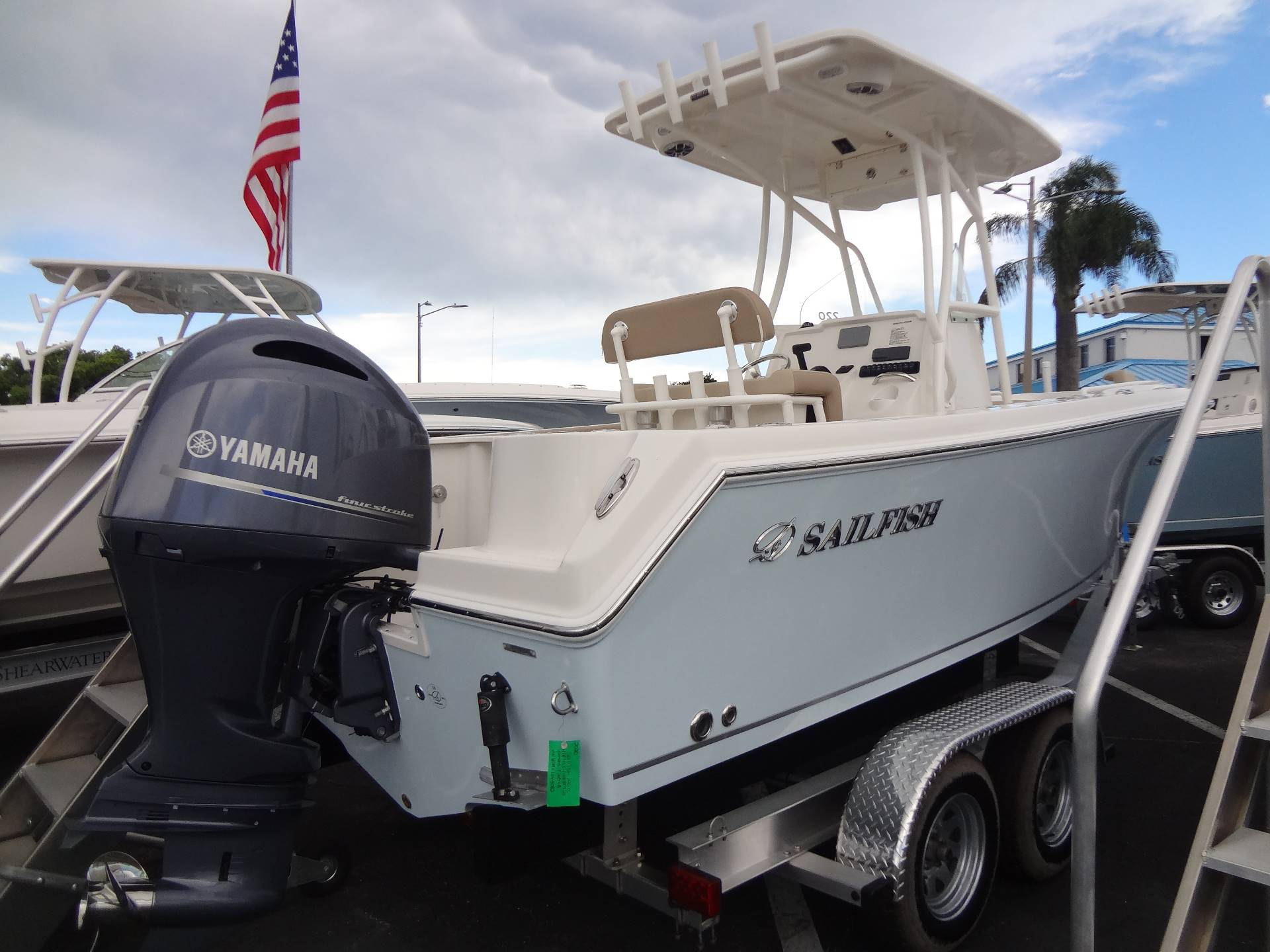 2020 Sailfish 220 CC in Holiday, Florida - Photo 6