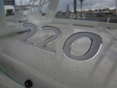 2020 Sailfish 220 CC in Holiday, Florida - Photo 35