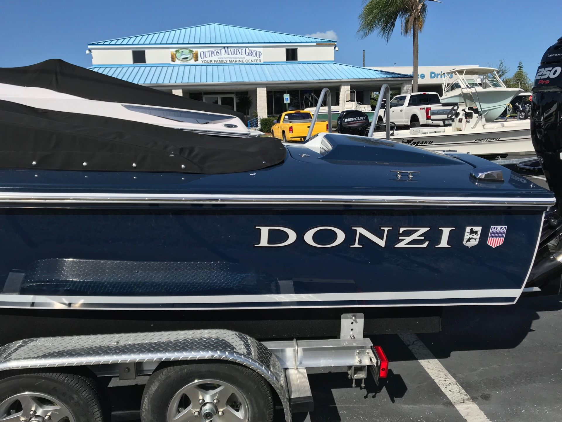2018 Donzi 22 Classic in Holiday, Florida