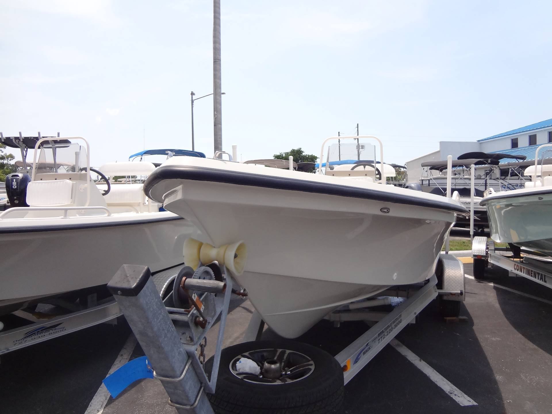 2020 Stott Craft 2160 SCV in Holiday, Florida - Photo 2