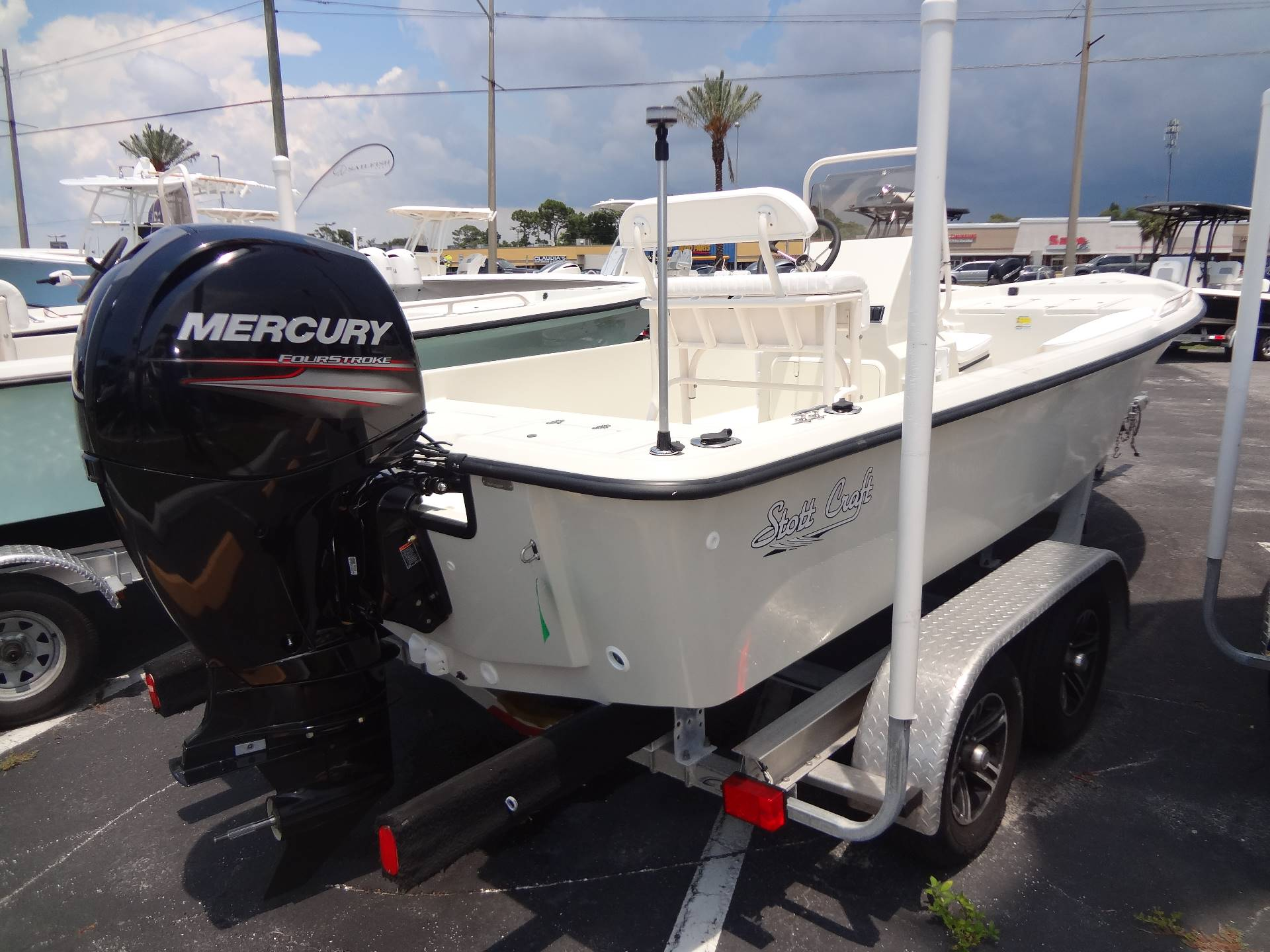 2020 Stott Craft 2160 SCV in Holiday, Florida - Photo 5