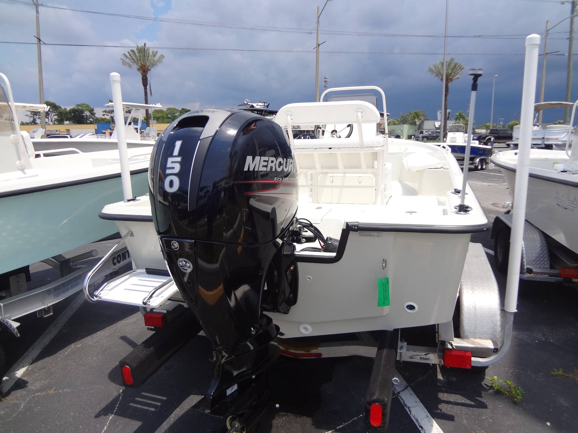 2020 Stott Craft 2160 SCV in Holiday, Florida - Photo 6