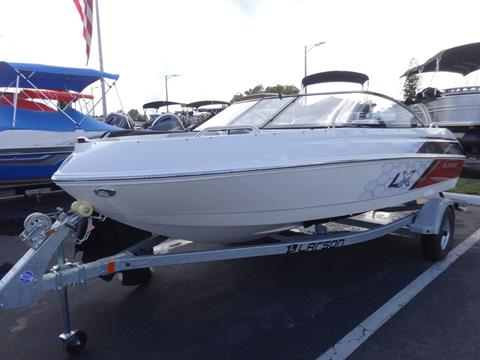 2019 Larson LX160 in Holiday, Florida