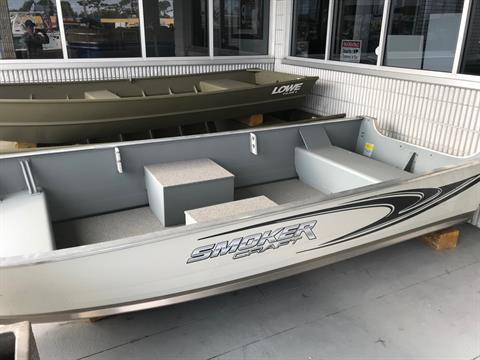 2018 Smoker-Craft Alaskan 15 TL DLX in Holiday, Florida