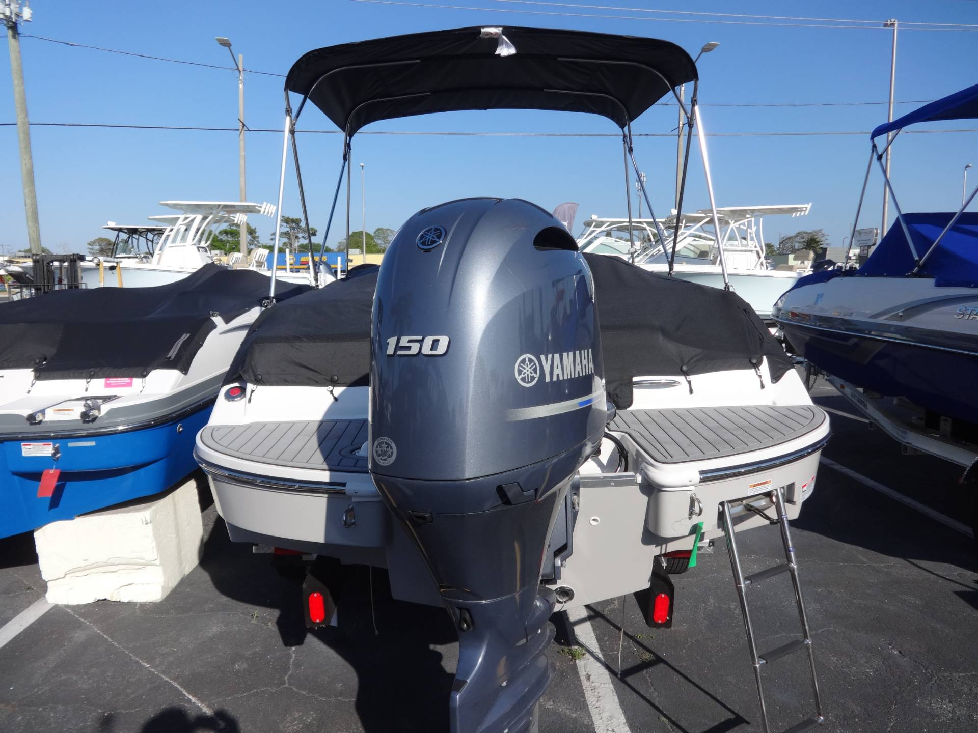 2018 Starcraft MDX 211 OB in Holiday, Florida