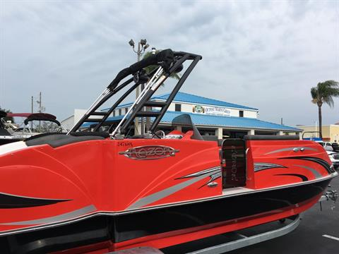 2016 Caravelle Razor 247UR in Holiday, Florida
