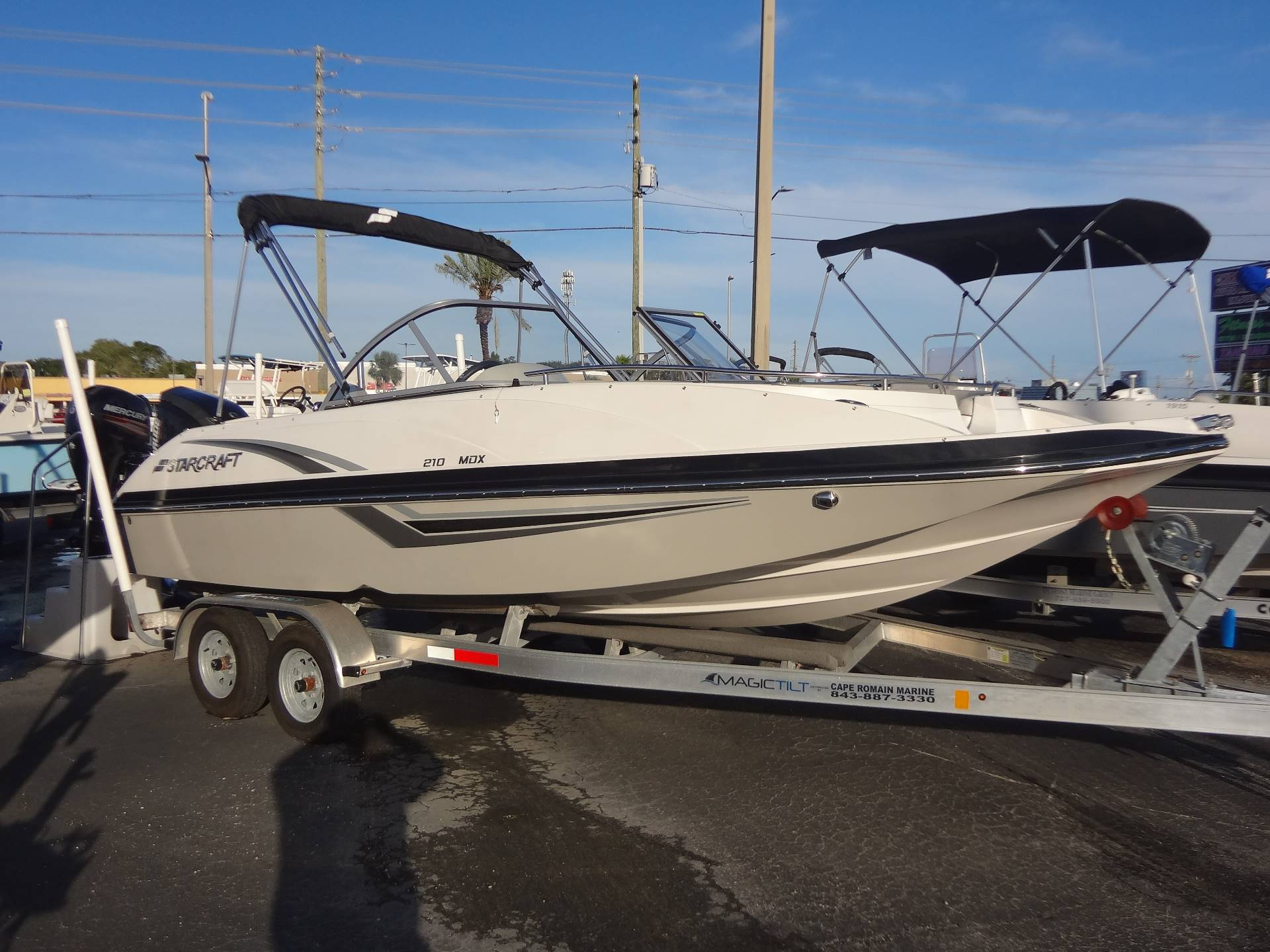 2019 Starcraft MDX 210 O/B in Holiday, Florida - Photo 1
