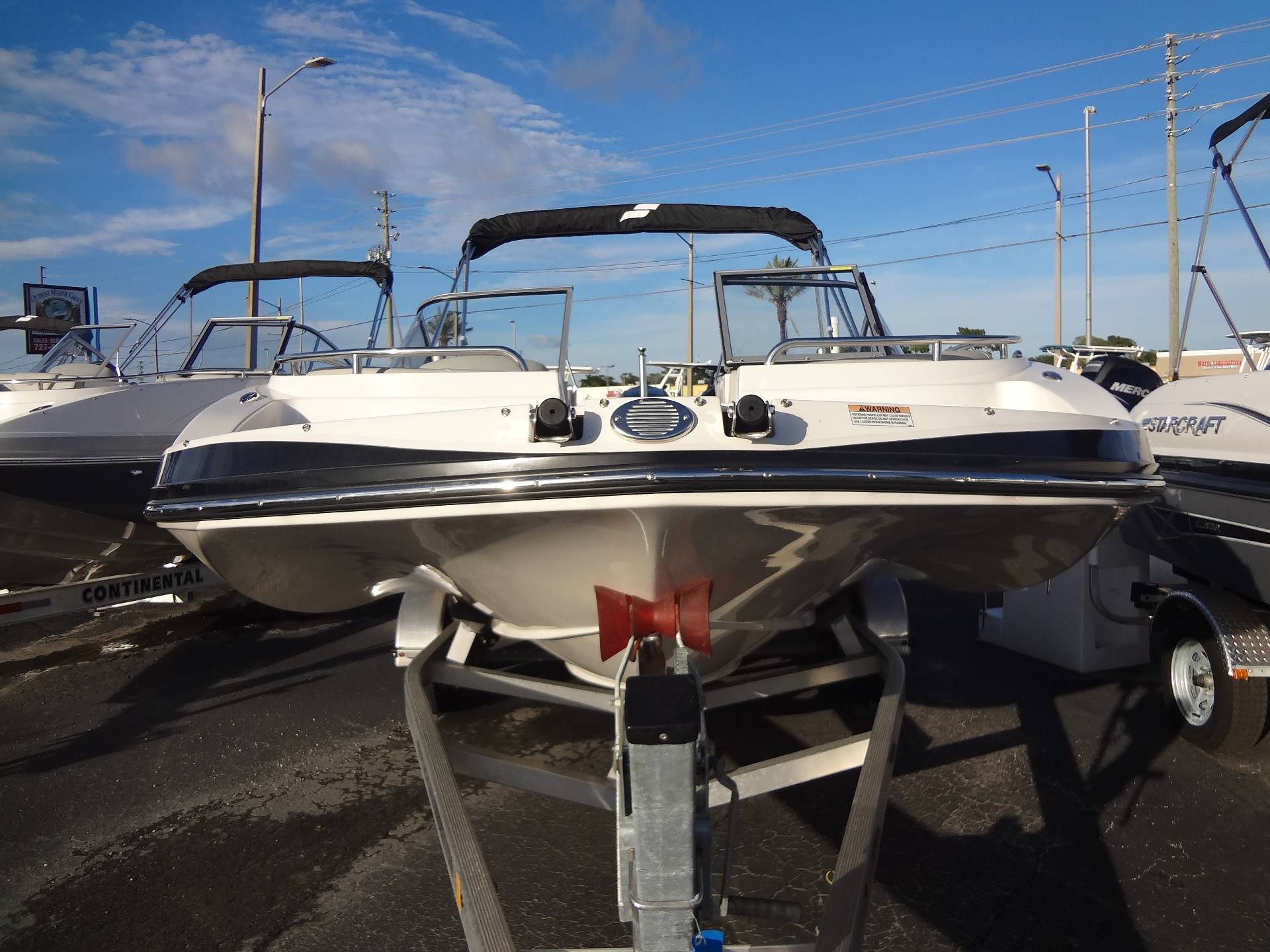 2019 Starcraft MDX 210 O/B in Holiday, Florida - Photo 3