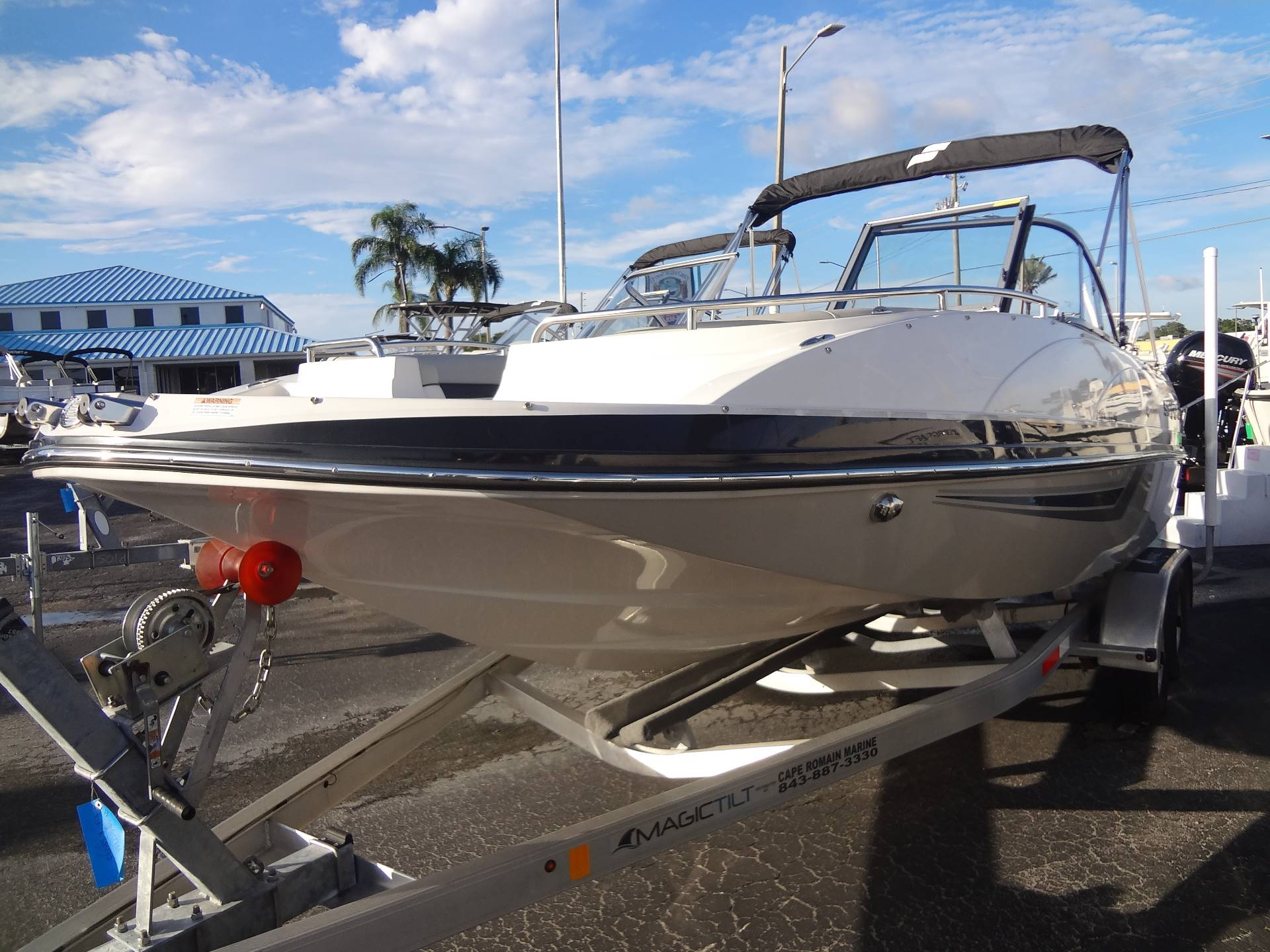 2019 Starcraft MDX 210 O/B in Holiday, Florida - Photo 4