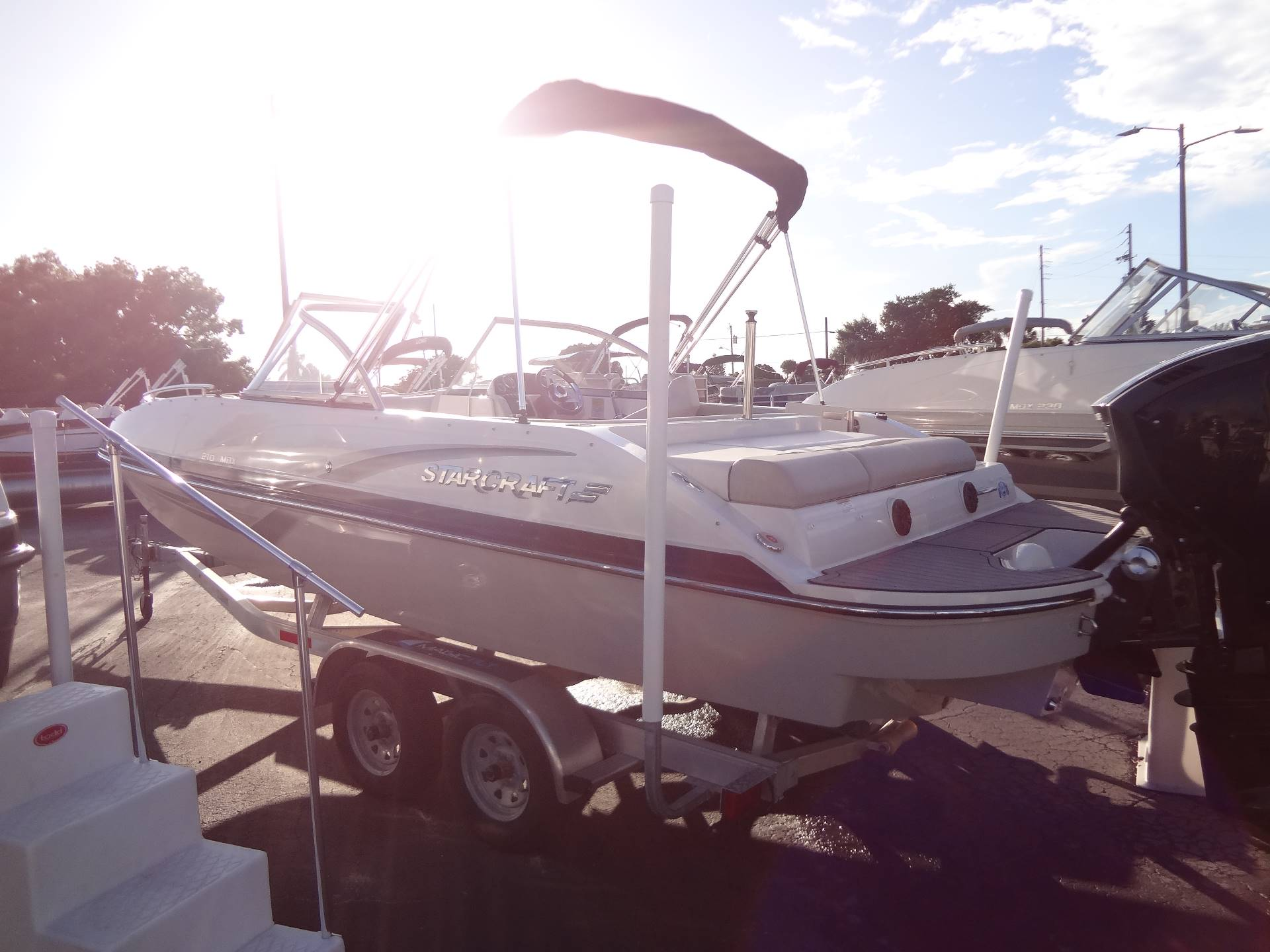 2019 Starcraft MDX 210 O/B in Holiday, Florida - Photo 5