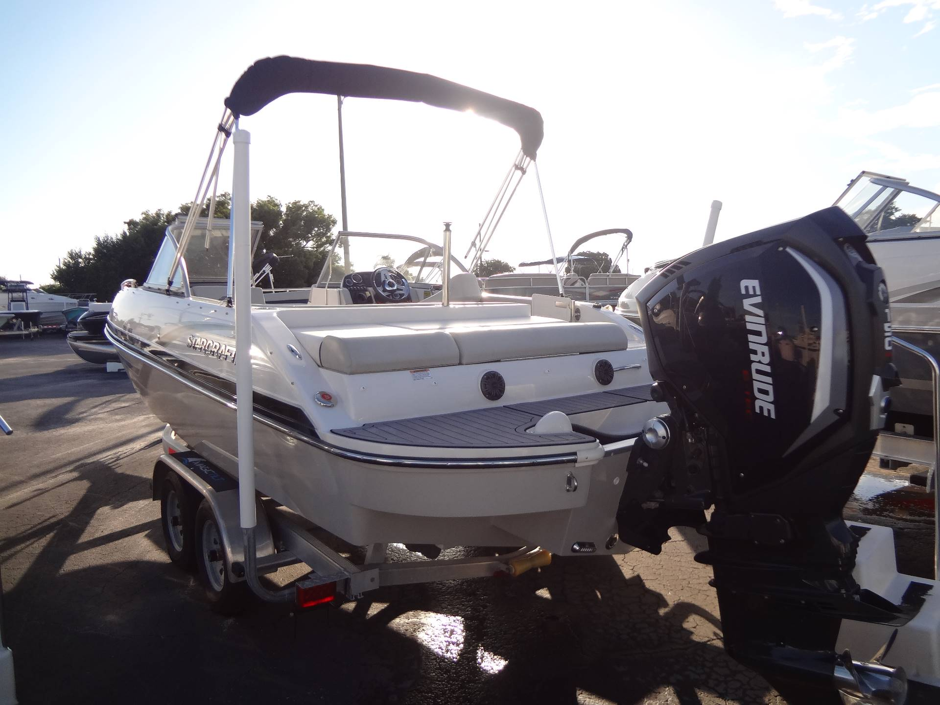 2019 Starcraft MDX 210 O/B in Holiday, Florida - Photo 6