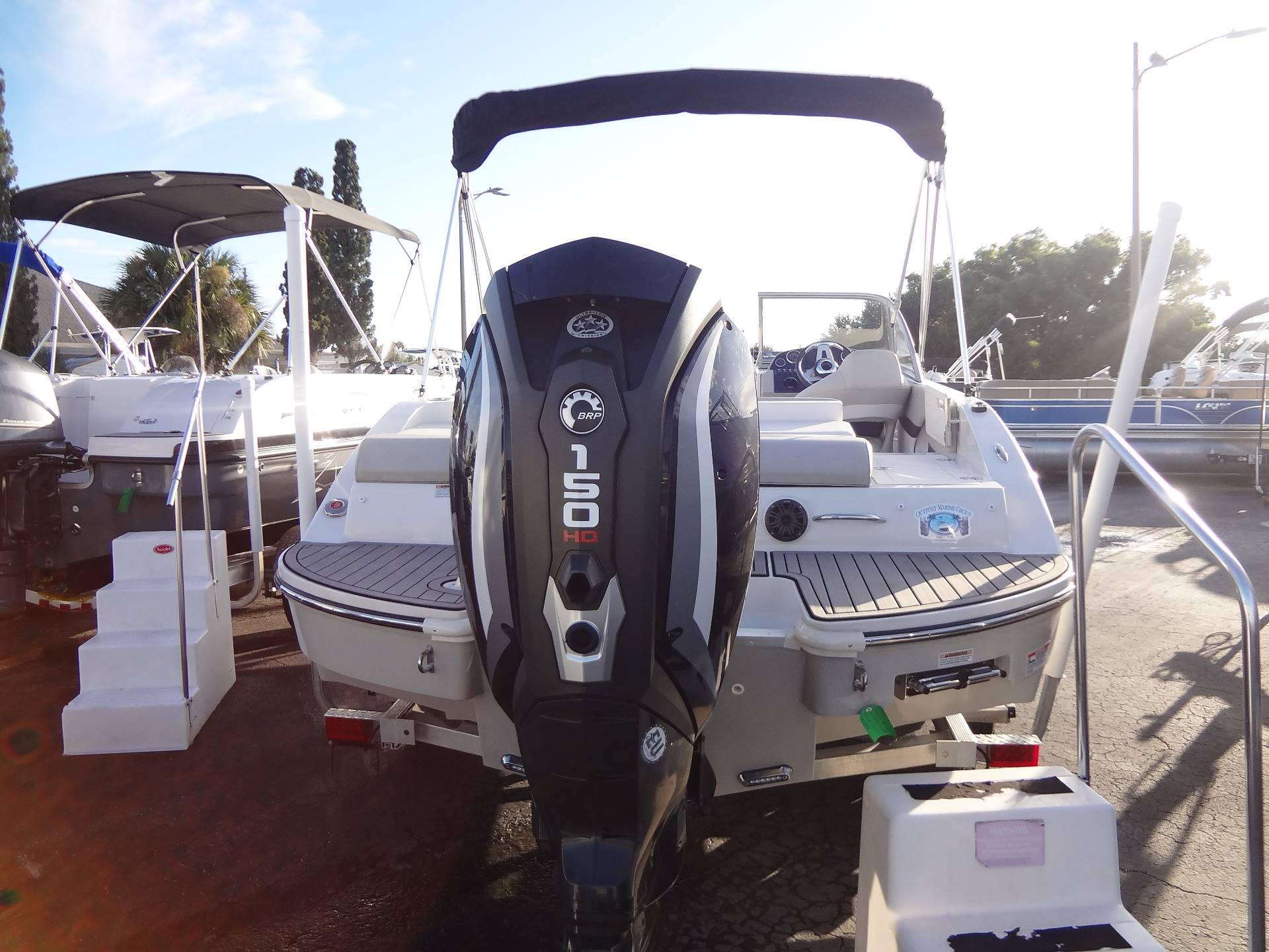 2019 Starcraft MDX 210 O/B in Holiday, Florida - Photo 7