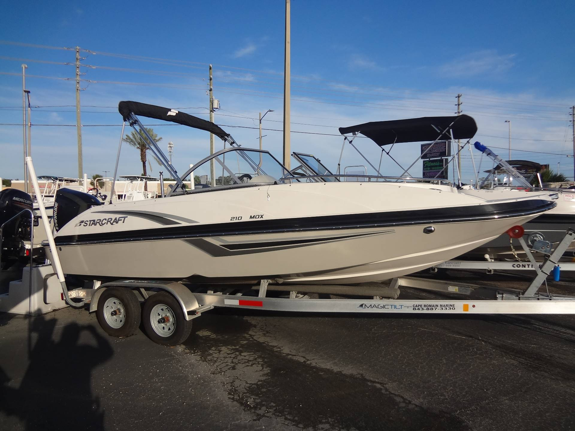 2019 Starcraft MDX 210 O/B in Holiday, Florida - Photo 9