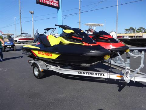 2015 Sea-Doo RXT® 260 in Holiday, Florida