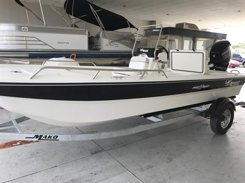 2017 Mako Pro 17 Skiff CC in Holiday, Florida