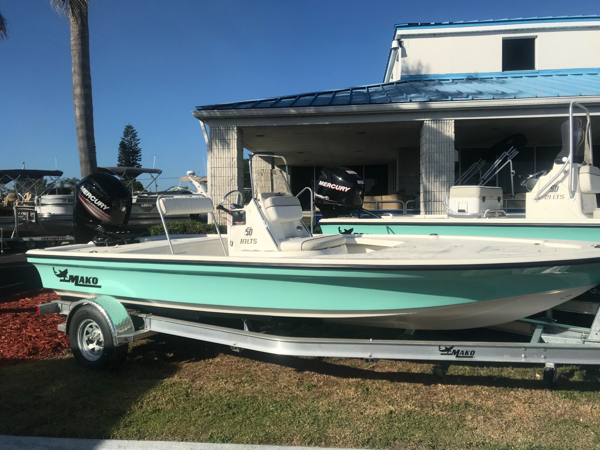 2017 Mako 18 LTS in Holiday, Florida