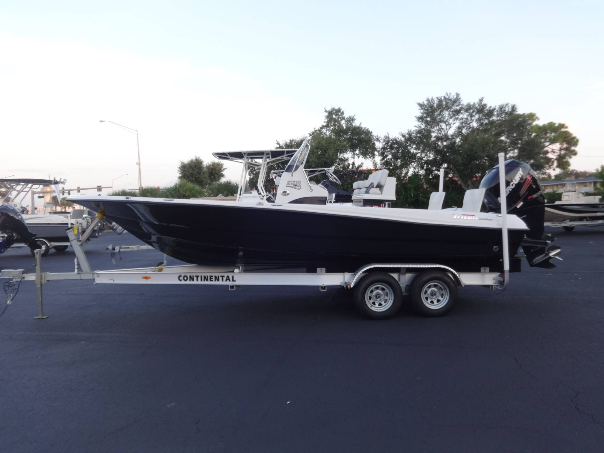 2018 Triton 220 LTS PRO in Holiday, Florida - Photo 6