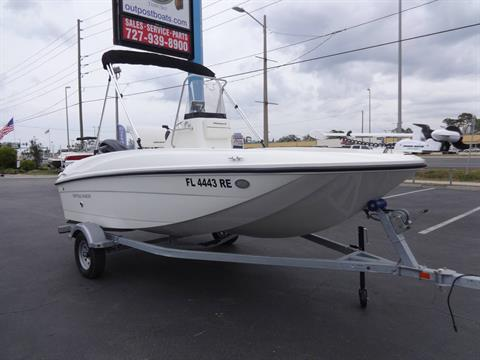 2017 Bayliner Element F16 in Holiday, Florida