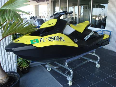 2017 Sea-Doo SPARK 2up 900 ACE in Holiday, Florida