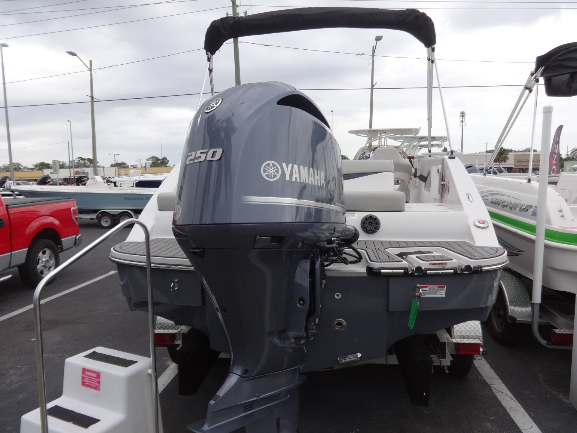 2018 Starcraft MDX 231 E OB in Holiday, Florida