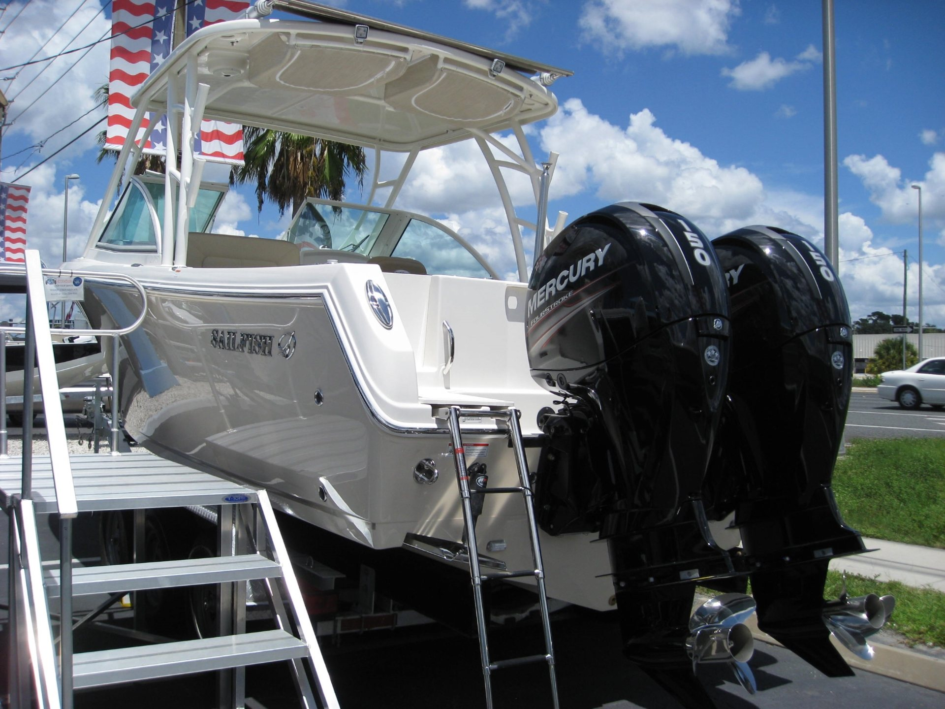 2017 Sailfish 275 DC in Holiday, Florida