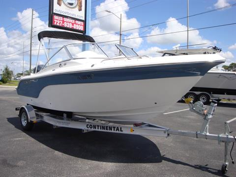 2013 Sea Fox 216 Traveler in Holiday, Florida