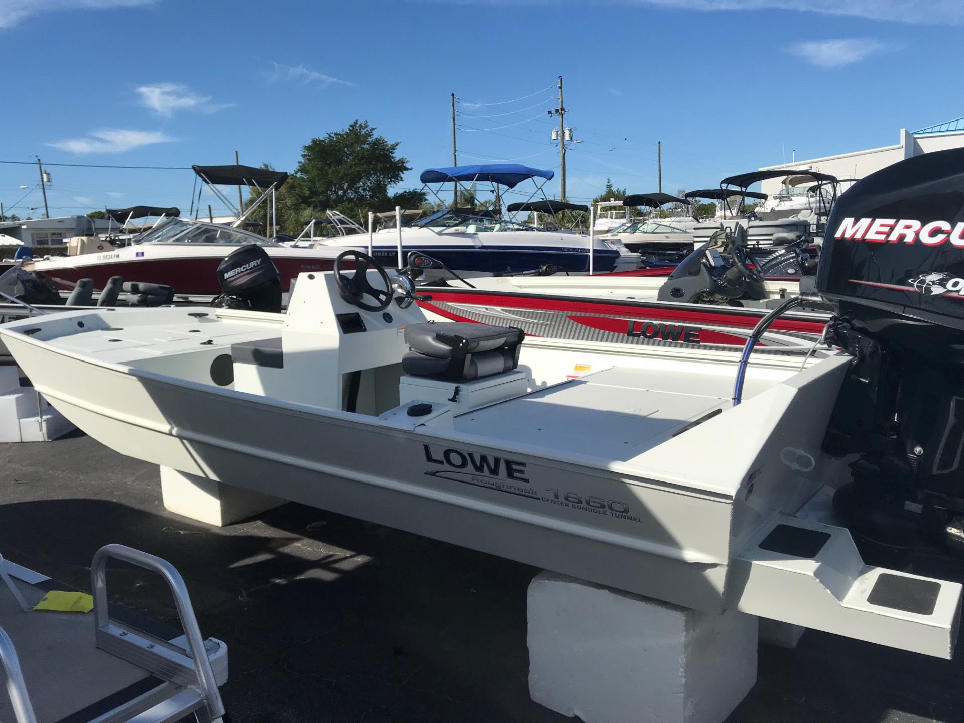 2018 Lowe RX18TN in Holiday, Florida