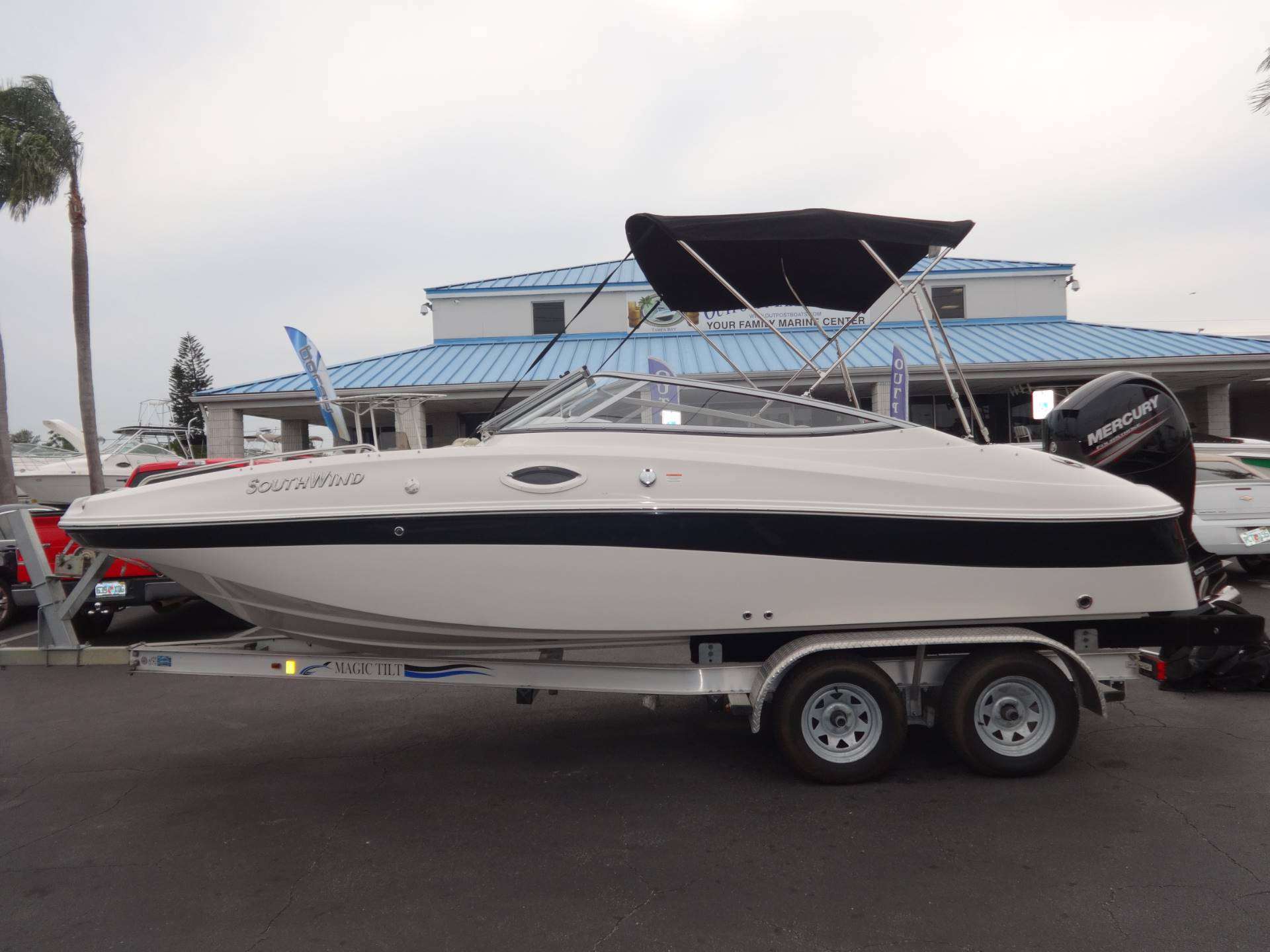2018 SouthWind 212 SD in Holiday, Florida
