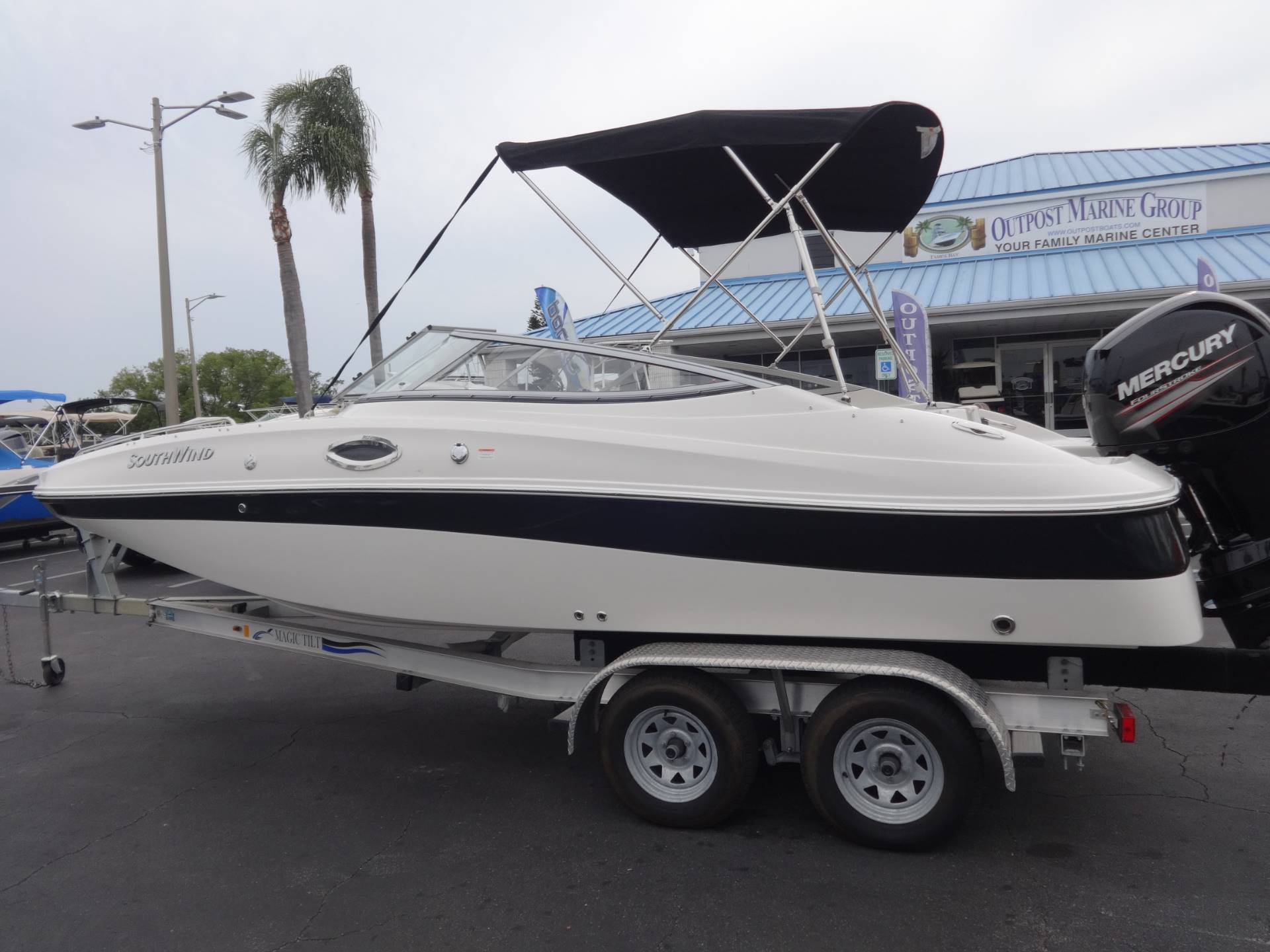 2018 SouthWind 212 SD in Holiday, Florida - Photo 11
