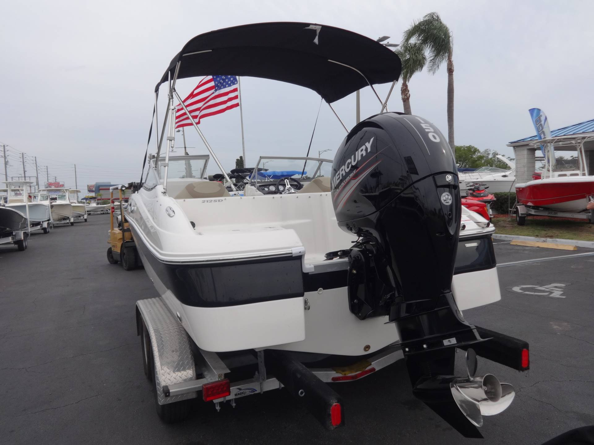 2018 SouthWind 212 SD in Holiday, Florida - Photo 14