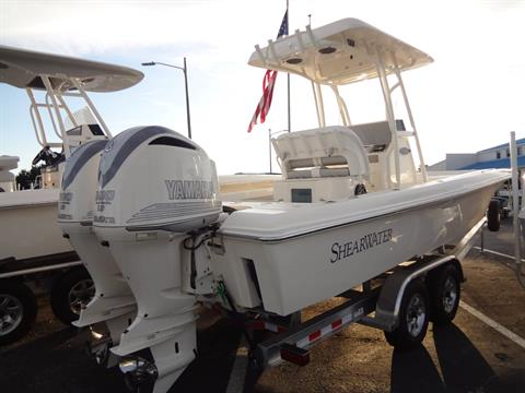 2020 ShearWater 270 CB TE in Holiday, Florida - Photo 1