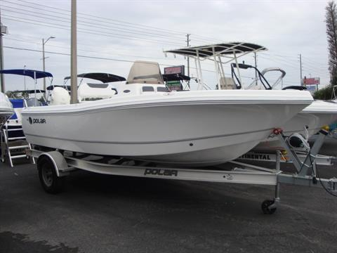 2019 Polar Boats 195CC in Holiday, Florida