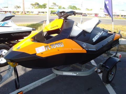 2015 Sea-Doo Spark 2up Rotax® 900 ACE™ in Holiday, Florida