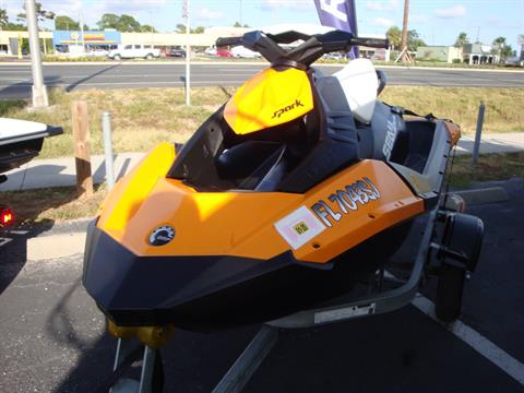2015 Sea-Doo Spark 2up Rotax® 900 ACE™ in Holiday, Florida - Photo 2