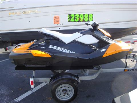 2015 Sea-Doo Spark 2up Rotax® 900 ACE™ in Holiday, Florida - Photo 4