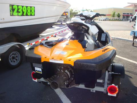 2015 Sea-Doo Spark 2up Rotax® 900 ACE™ in Holiday, Florida - Photo 6